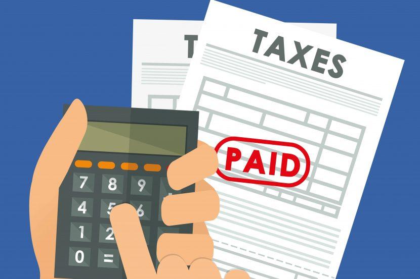 Individualios veiklos mokesčiai, VSD ir SAV pranešimas