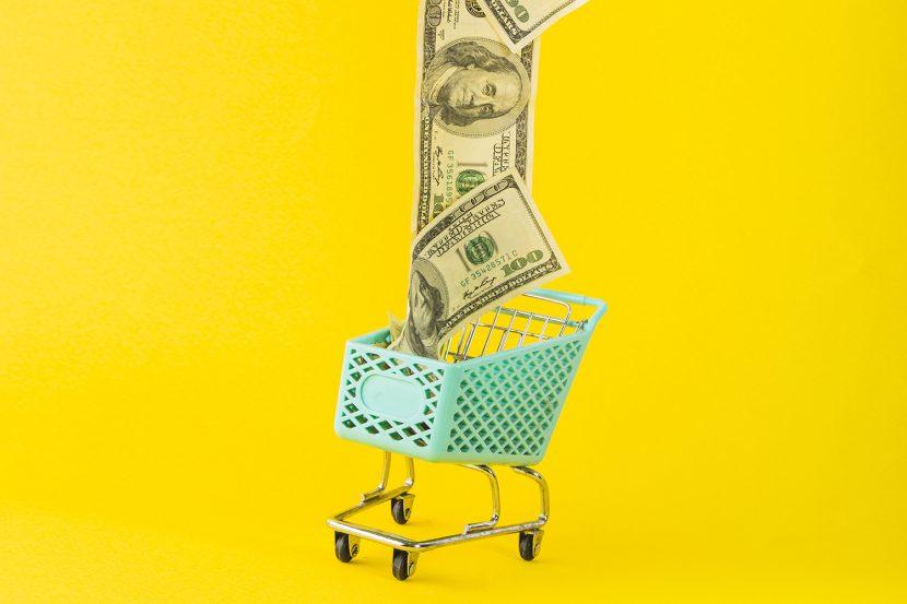 Rinkodara su mažu biudžetu