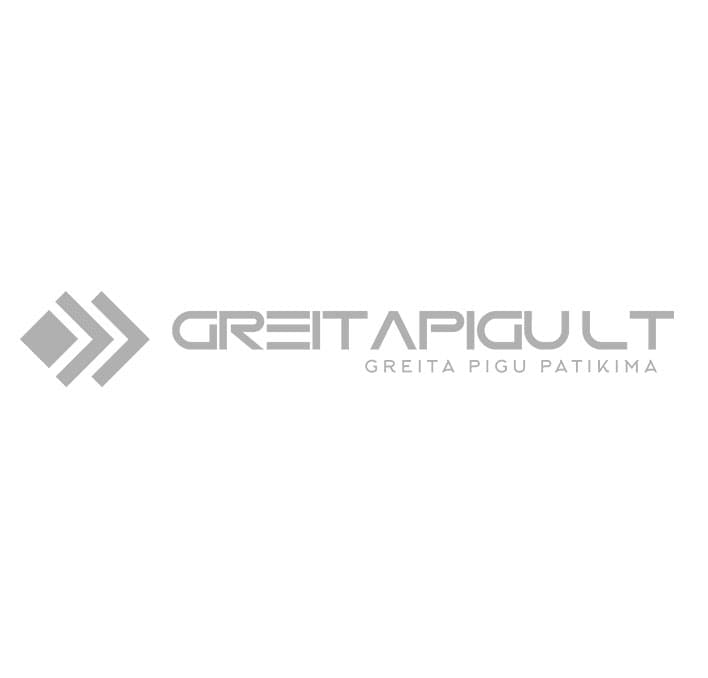 GP logotipas