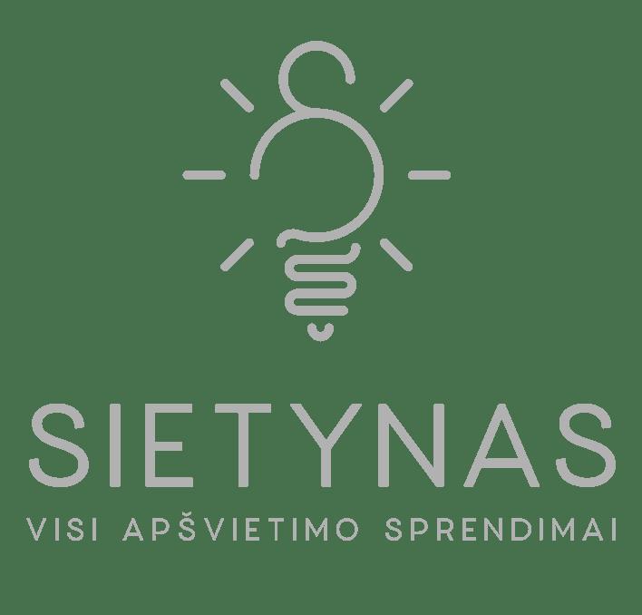 Sietynas logo